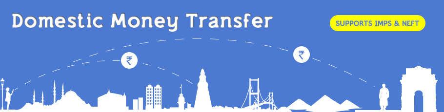 Domestic Money Transfer​