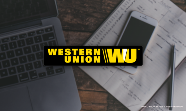 Western Union Money Transfer​